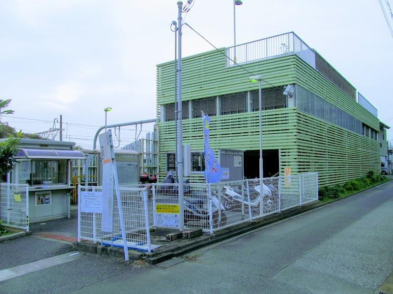 拝島駅北口自転車駐車場