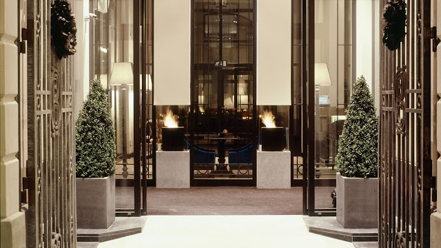 Luxury Hotels in Brussels : The Dominican