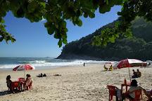 Santiago Beach, Sao Sebastiao, Brazil