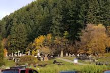 Queenstown Cemetery, Queenstown, New Zealand