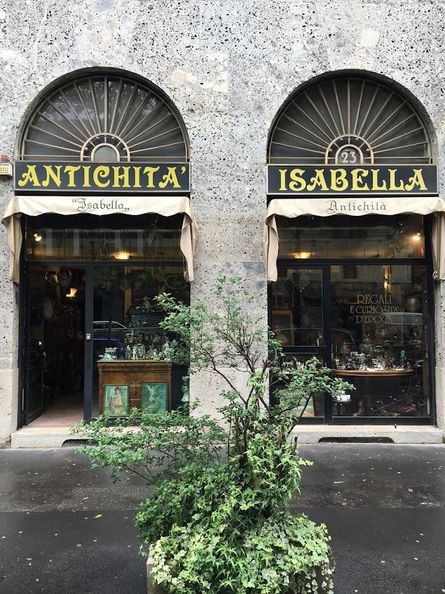 """""""Antichità Isabella"""" di Renato Andrea Spano"""