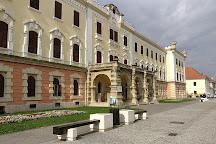 The Citadel Alba-Carolina, Alba Iulia, Romania