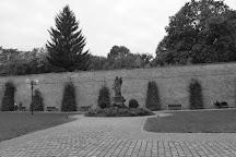 Monastery Garden Marketska, Prague, Czech Republic