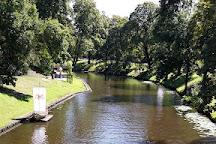 Pilsetas kanals, Riga, Latvia
