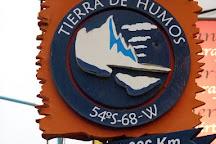 Tierra de Humos, Ushuaia, Argentina