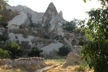 El Nazar Kilise, Goreme, Turkey