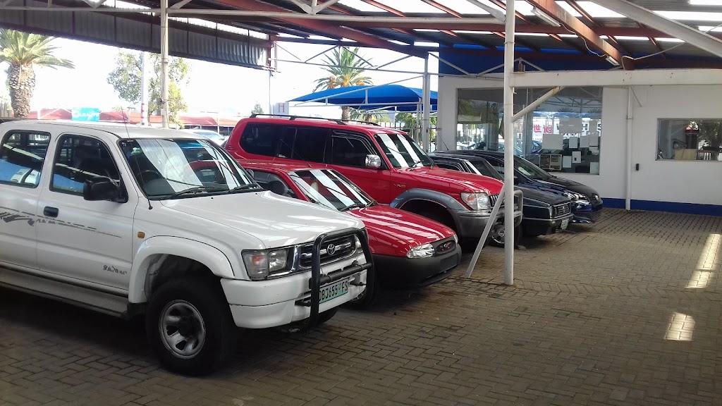 Hans Car Park Bloemfontein Or Tambo Rd Phone 051 448 9657