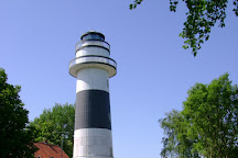 Bülk lighthouse, Kiel, Germany