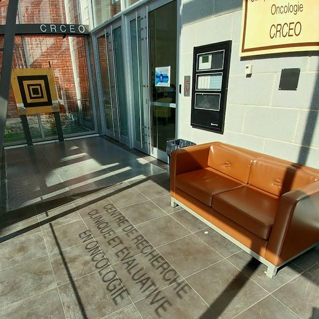 CHU de Québec-Université Laval - L'Hôtel-Dieu de Québec et CRCEO GP TEST