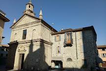 Chiesa di San Lorenzo, Bobbio, Italy