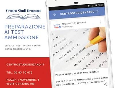 Preparazione test di ingresso universitari