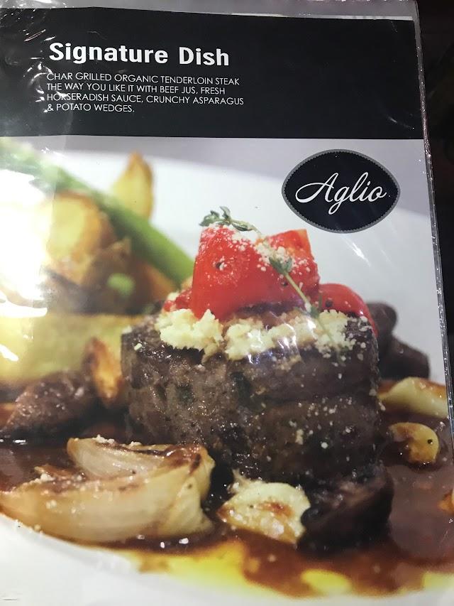 Aglio Restaurant