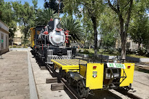 Museo de Los Ferrocarrileros, Mexico City, Mexico