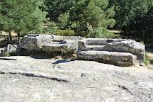 Necropolis de Cuyacabras, Quintanar de la Sierra, Spain