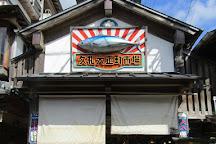 Kure Taisho-machi Market, Nakatosa-cho, Japan