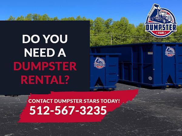 Best Dumpster Rental Company - Dumpster Stars