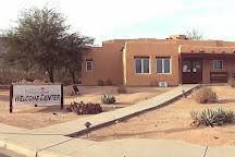 Borrego Springs Chamber & Visitor's Bureau, Borrego Springs, United States