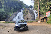 Charpa Waterfall, Athirappilly, India
