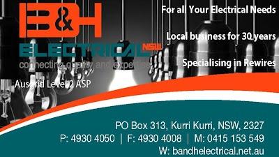 B & H Electrical(NSW)