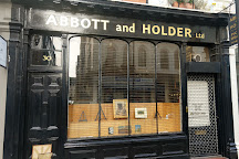 Abbott & Holder, London, United Kingdom