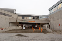 The Legislative Assembly Building, Yellowknife, Canada