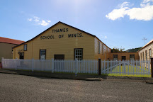 Thames School of Mines and Mineralogical Museum, Thames, New Zealand