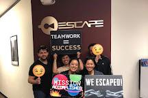 Escape Entertainment, Spokane, United States