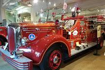 San Antonio Fire Museum, San Antonio, United States