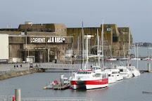 Cite de la Voile Eric Tabarly, Lorient, France