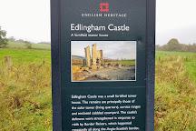 Edlingham Castle, Alnwick, United Kingdom