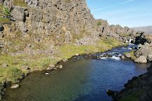 Logberg (Law Rock), Thingvellir, Iceland