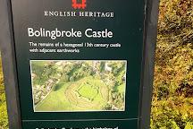 Bolingbroke Castle, Old Bolingbroke, United Kingdom