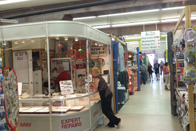 Visit Courtice Flea Market on your trip to Courtice or Canada