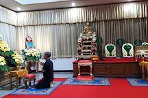 Wat Somanas Ratchaworawihan, Bangkok, Thailand