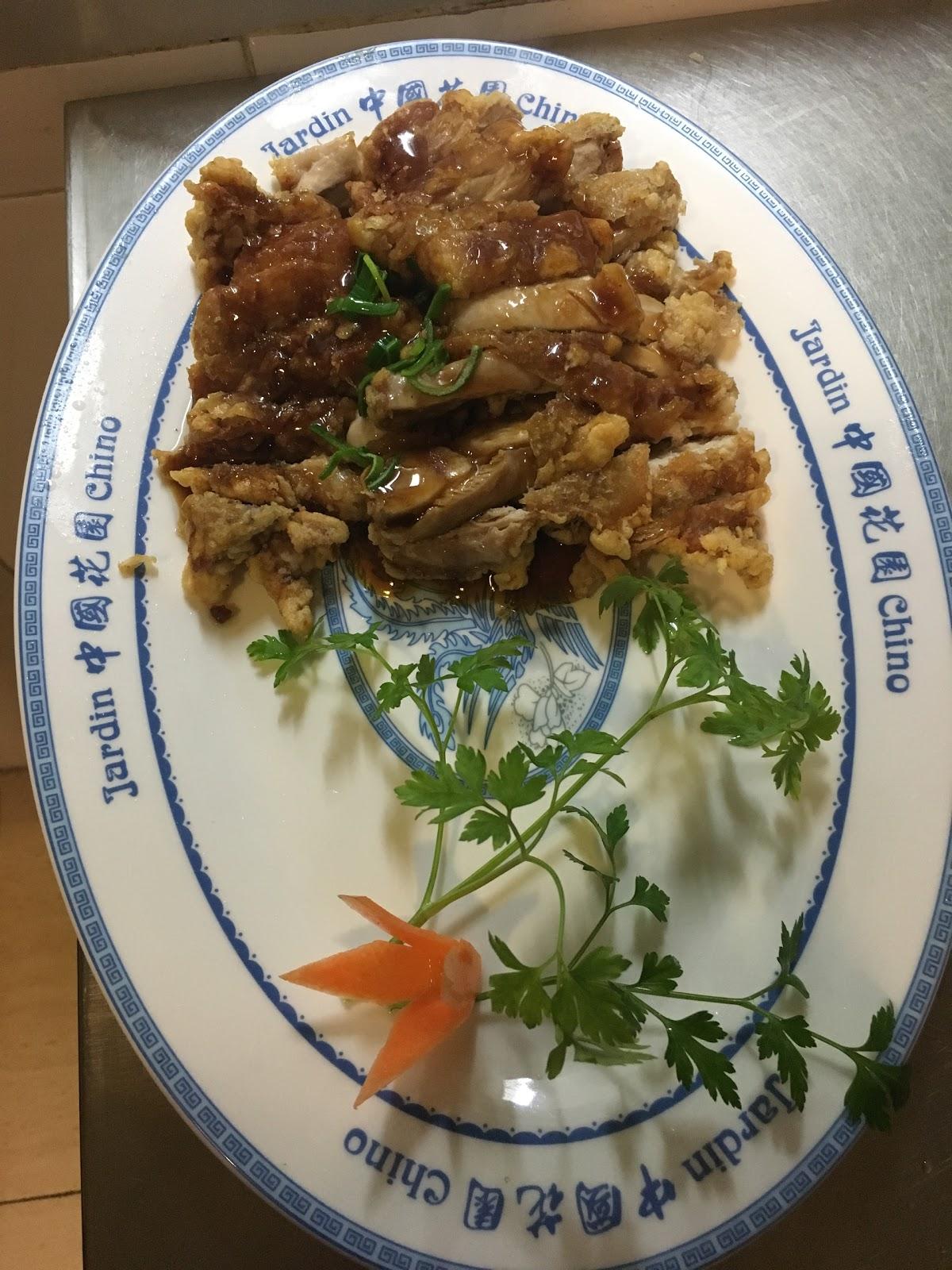 O manger alcantarilla for Jardin chino alcantarilla