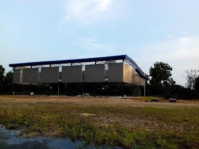 Hockey Stadium in Johor Bahru