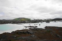 Svartsengi Geothermal Power Plant, Svartsengi, Iceland