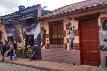 Barrio La Candelaria, Bogota, Colombia