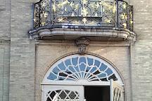 Hotel-Museum Arthur Merghelynck, Ieper (Ypres), Belgium