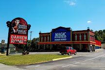 Magic Beyond Belief, Pigeon Forge, United States