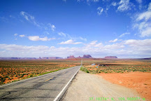 Forrest Gump Point, Mexican Hat, United States