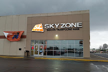 Sky Zone Trampoline Park, Evansville, United States