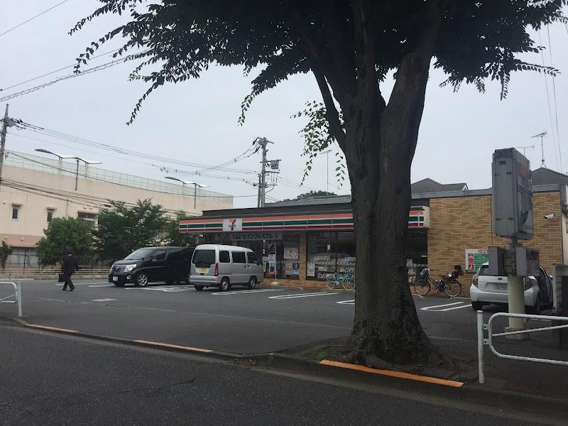 セブン-イレブン八王子散田5丁目店