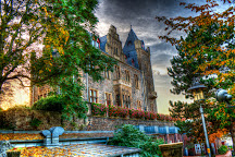 Burg Klopp, Bingen am Rhein, Germany