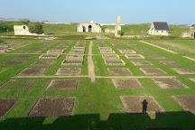 Le Fort Nieulay, Calais, France