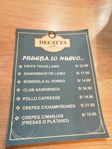 DECATTA café 4