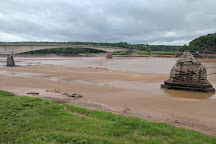 Fundy Tidal Bore Adventures, South Maitland, Canada