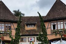 Casa do Escultor Ervin Curt Teichmann, Pomerode, Brazil
