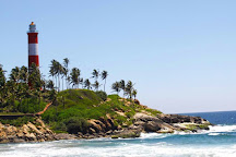 Kadalur Point Light House, Kozhikode, India