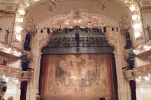 Karlin Musical Theater, Prague, Czech Republic